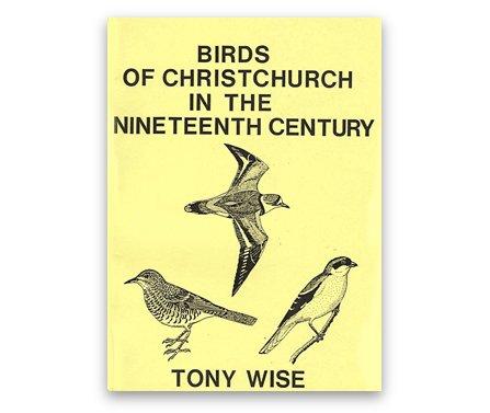 Birds of Christchurh in the Nineteeneth Century